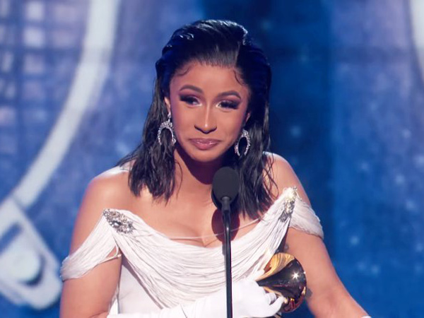 Kemenangannya di Grammy Award Jadi Kontroversi, Cardi B Ngamuk hingga Tutup Akun Instagram!