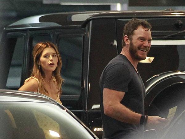 Kedapatan Berciuman, Chris Pratt dan Katherine Schwarzenegger Resmi Jalin Hubungan Lebih Serius!