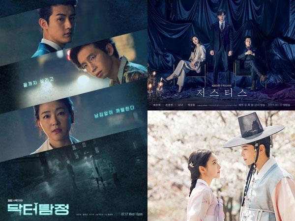 Rating 'Doctor Detective' Kalahkan 'Justice' dan 'Rookie Historian' di Episode Terbaru