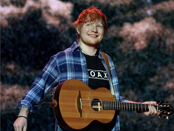 Ed Sheeran Dapat Tawaran Bernyanyi di Pernikahan Pangeran Harry dan Meghan Markle!