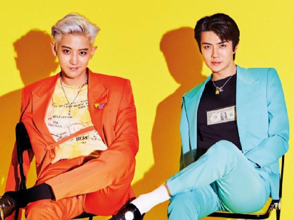 EXO-SC Akan Comeback Bulan Depan dengan Album Baru