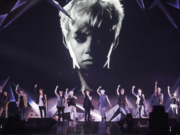 Ini Kesan EXO Gelar Konser Solonya di Indonesia!
