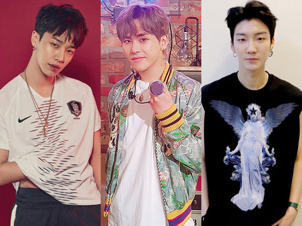Gikwang, Hoya dan Seunghoon Dipastikan Jadi Pelatih Dance di Variety Show Baru KBS!