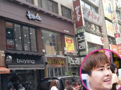 Donkastar, Restoran Baru Milik Keluarga Hoya Infinite