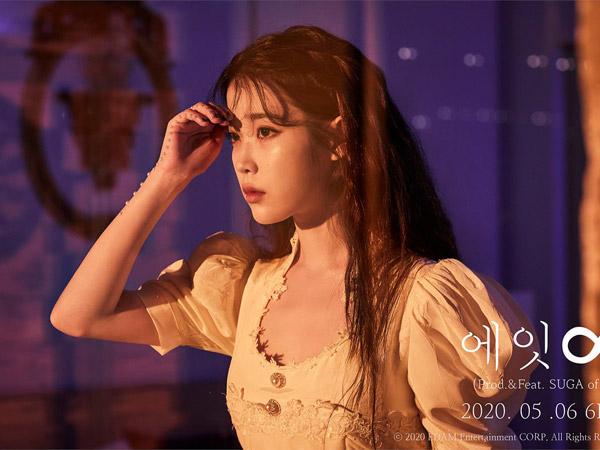 Dominasi Chart, Lagu IU Feat. Suga BTS Pecahkan Rekor Baru di Melon