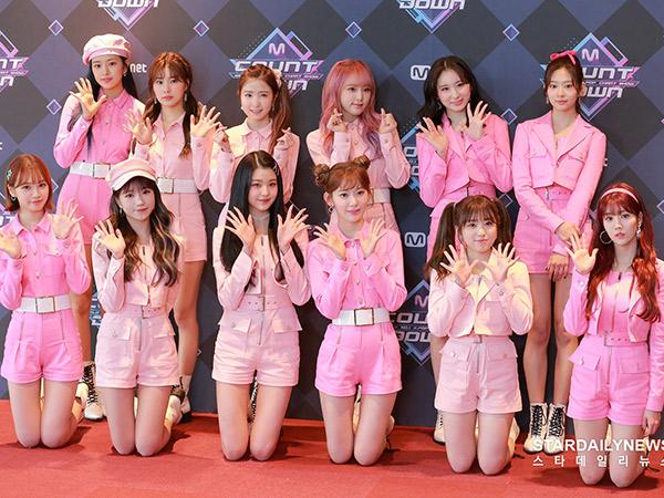 KBS Rilis Pernyataan Terkait Penampilan IZ*ONE di Music Bank