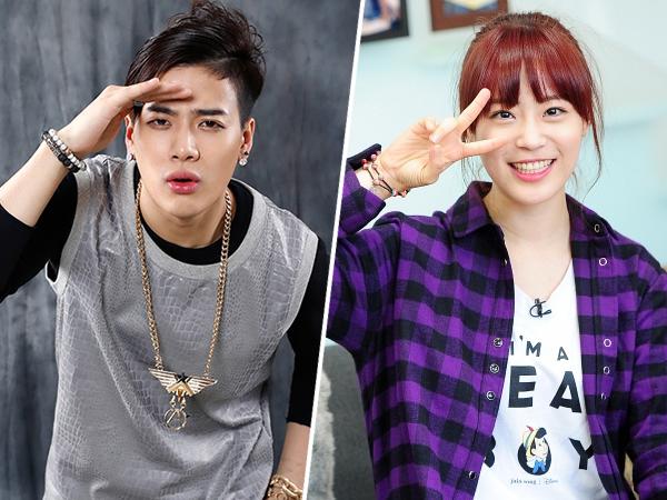 Sering Saling Ledek, Jackson GOT7 dan Youngji Kara Dikira Pacaran?