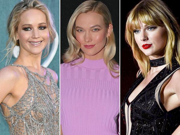 Jennifer Lawrence Kepo Status Hubungan 'Drama' Persahabatan Taylor Swift dan Karlie Kloss?