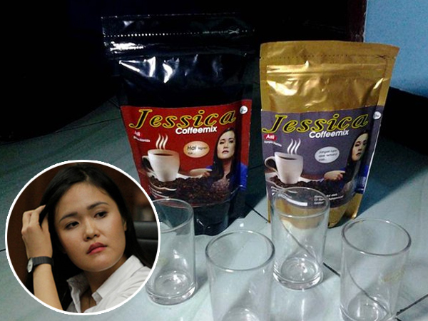 Bikin Heboh, Beredar Kopi Berlabel 'Jessica' di Pasaran