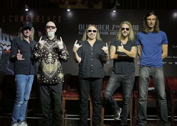 Jokowi Jadi Alasan Gelar Konser, Judas Priest: Presiden Kalian Heavy Metal Maniac!