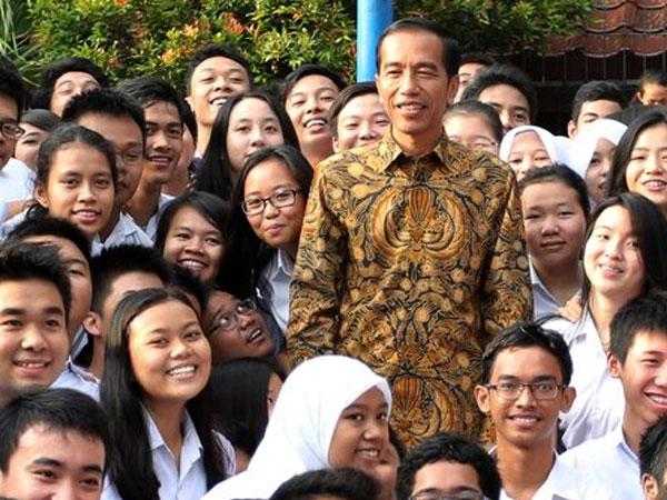 Presiden Jokowi Putuskan Ujian Nasional Tetap Dilaksanakan