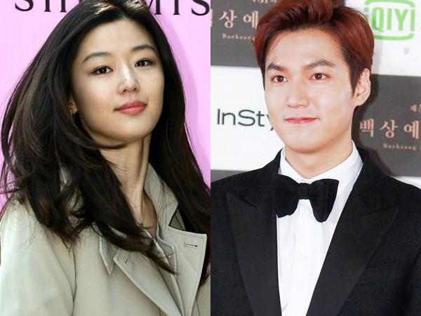 Wah, Jun Ji Hyun dan Lee Min Ho akan Adu Akting di Drama Karya Penulis 'Man From the Stars'?