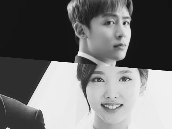 Dibintangi Nichkhun 2PM dan Nayeon TWICE, Jun.K Ceritakan Pahitnya Cinta di MV 'Your Wedding'