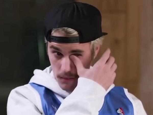Merasa Senasib, Justin Bieber Menangis Saat Cerita tentang Billie Eilish