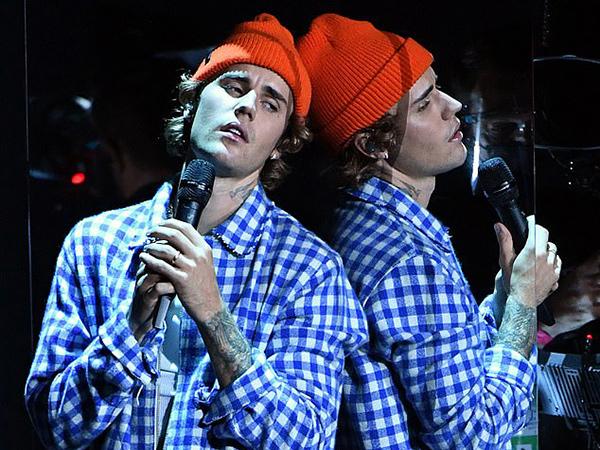 Masuk Nominasi Grammy, Justin Bieber Protes