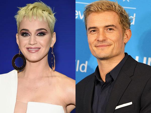 Katy Perry dan Orlando Bloom Kepergok Liburan Bareng di Maldives