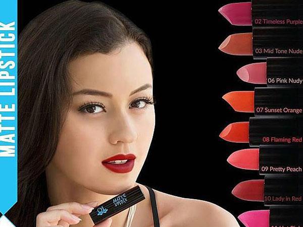 Lipstick yang Dibintangi Kimberly Ryder Ini Ditarik dari Peredaran Karena Bisa Sebabkan Kanker