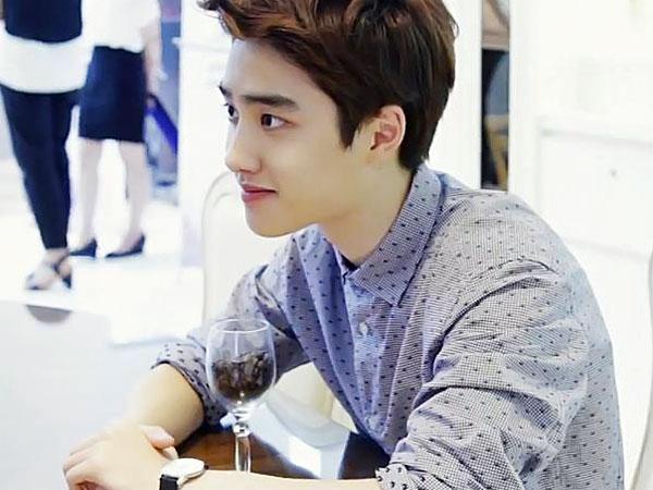 Dibantu Para Senior, Bagaimana Perasaan D.O EXO Main 'Cart'?