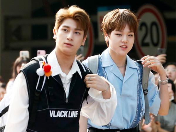 Tepati Janji di Siaran Vlive, Hangyul dan Dohyon Eks X1 Dikabarkan Siap Gelar Fanmeeting