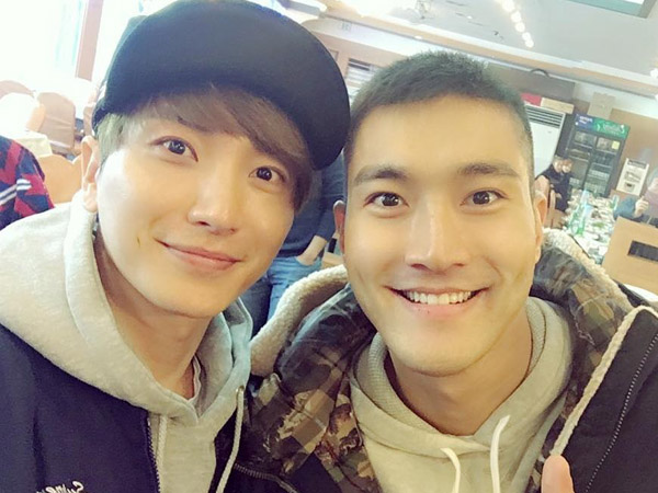 Baru Seminggu, Leeteuk Kembali Ungkap Kerinduan Untuk Siwon