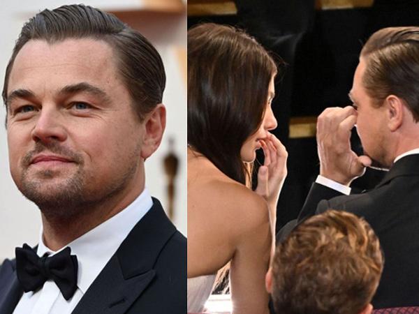 Oscar 2020 Jadi Tempat Leonardo DiCaprio Mesra dengan Camila Morrone