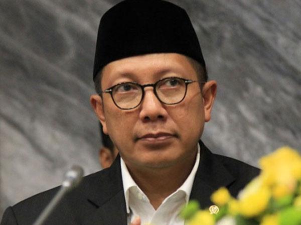 Tanggapan Menag Lukan Hakim Mengenai Pidato Jokowi Sempat Berhenti Sejanak Saat Azan