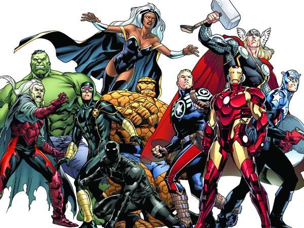 Ini Dia Isi Pengumuman Besar Marvel Untuk Rilisan Mendatang!