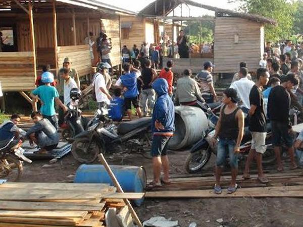 Dijadikan Pemukiman Baru, Warga Kalbar Usir 700 Mantan Anggota Gafatar