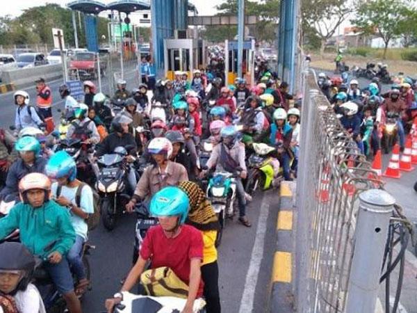 Sudah Seberapa Siap Regulasi Wacana Motor Boleh Masuk Jalan Tol?