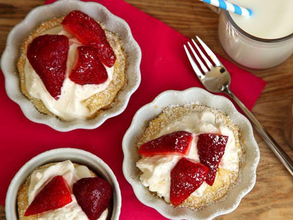Nyam, Kreasikan Pancake Mangkuk Sebagai Camilan Akhir Pekanmu!
