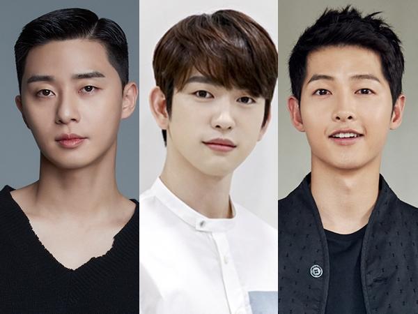 Donasi Jinyoung GOT7, Park Seo Joon, dan Song Joong Ki untuk Korban Banjir Korea