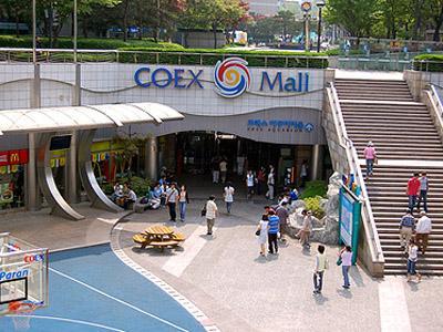 COEX Mall Korea Selatan, Pusat Perbelanjaan Terbesar Se-Asia