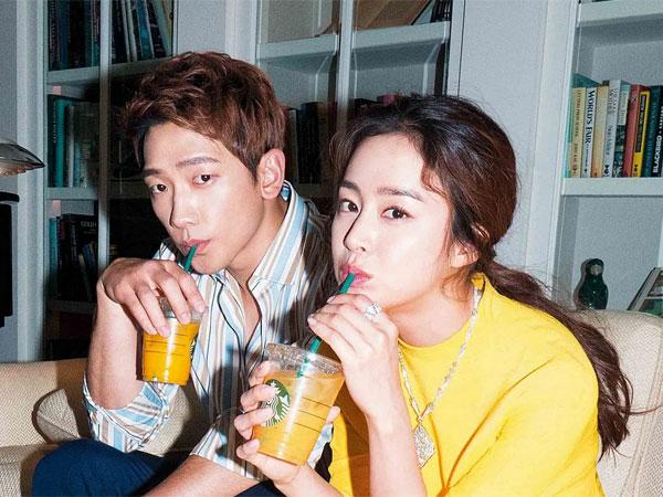 Tak Langsung Diterima, Rain Mengaku Kejar Kim Tae Hee Setahun