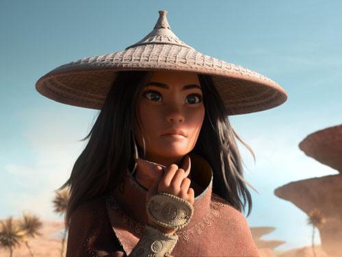 'Raya And The Last Dragon' Akan Tayang Serentak di Bioskop dan Disney Plus