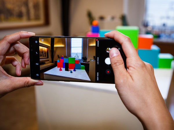 Wah Smartphone Samsung Kelas Menengah Juga Bakal Cicipi Layar Infinity Display?