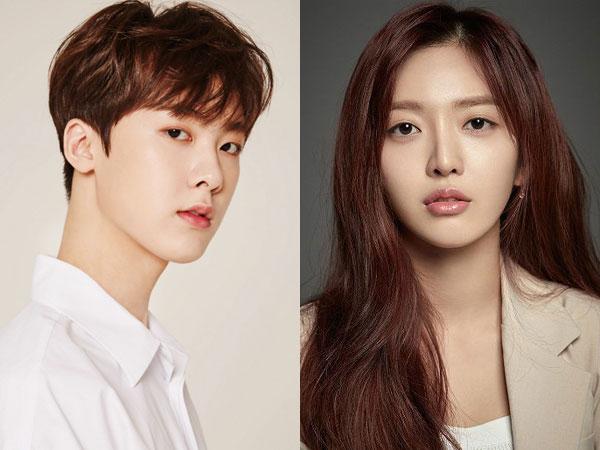 Siap Debut Akting, Sanha ASTRO Bintangi Web Drama Bareng Chanmi AOA