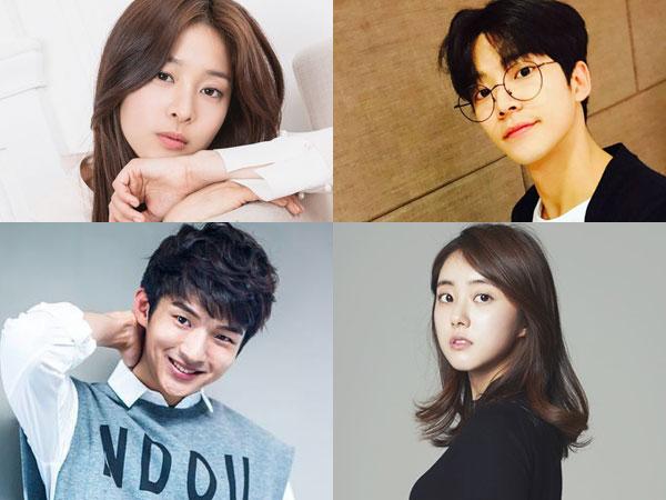 KBS Ungkap Peran Sederet Pemain Pendukung Drama 'School 2017'