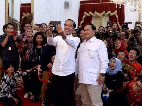 Hawa Gerindra-Demokrat Merapat, Begini Tantangan dan Ancaman Koalisi 'Obesitas' Jokowi