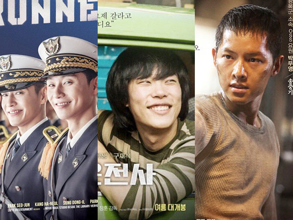 Deretan Nominasi Penghargaan Baru 'Seoul Awards' Kategori Film Korea!