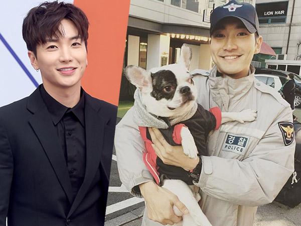 Leeteuk Juga Pernah Jadi Korban Gigitan Anjing Peliharaan Siwon