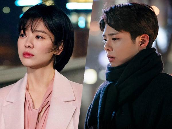 Reaksi Kocak Netizen Atas Putusnya Asmara Park Bo Gum dan Song Hye Kyo, Pakai Meme Song Joong Ki