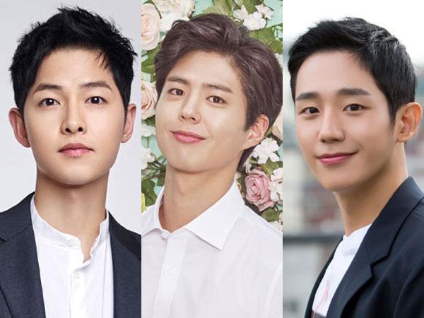 Tiga Aktor Tampan Ini Siap Jadi MC Mnet Asian Music Awards 2018