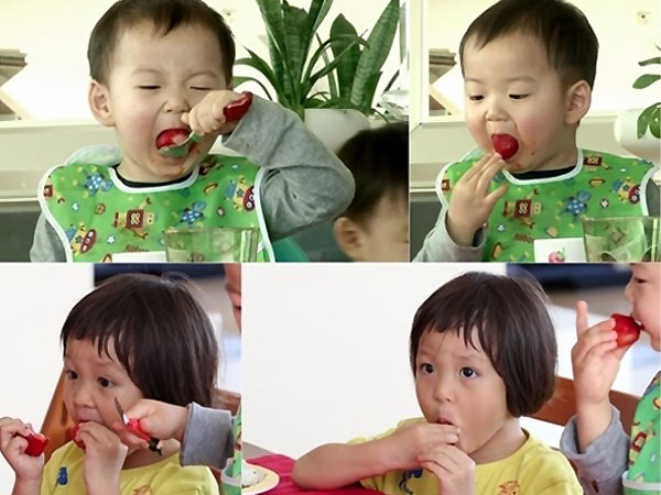 Chu Sarang dan Song Min Guk Lomba Makan di Episode 'Superman Returns' Terbaru!