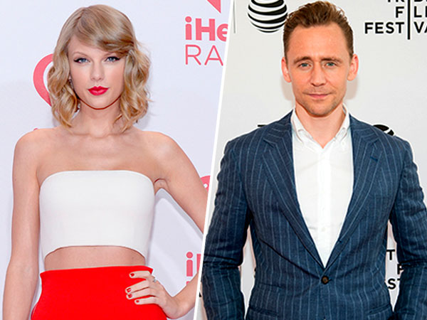 Begini Kencan Manis Taylor Swift dan Tom Hiddleston di Konser Selena Gomez