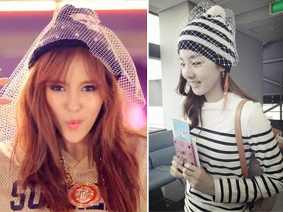 Tren Topi Berjaring Seleb K-Pop, Yes or No?