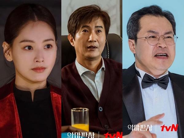 3 Karakter Mencurigakan di Drama 'The Devil Judge'