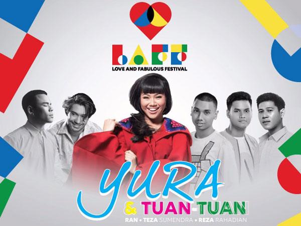 Yuk Kepoin Persiapan Seru Yura & Tuan-Tuan untuk Acara LAFF Festival!