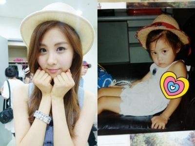 Wah, Ternyata Wajah Imut Seohyun SNSD Tak Berubah Sejak Masa Kanak-kanak!
