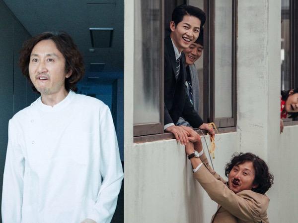 Cerita Aktor Vincenzo Salah Fokus karena Visual Song Joong Ki Sampai Lupa Dialog