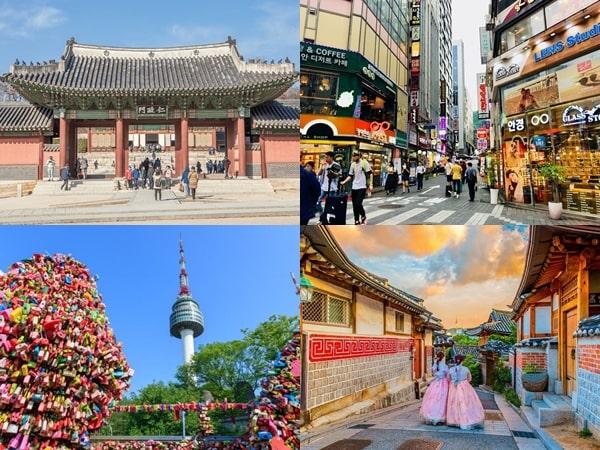 Eksplor 8 Tempat Wisata di Seoul Dalam Satu Hari